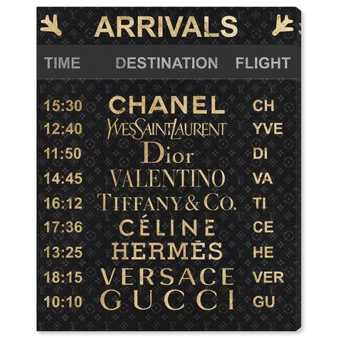 Luxe Arrivals