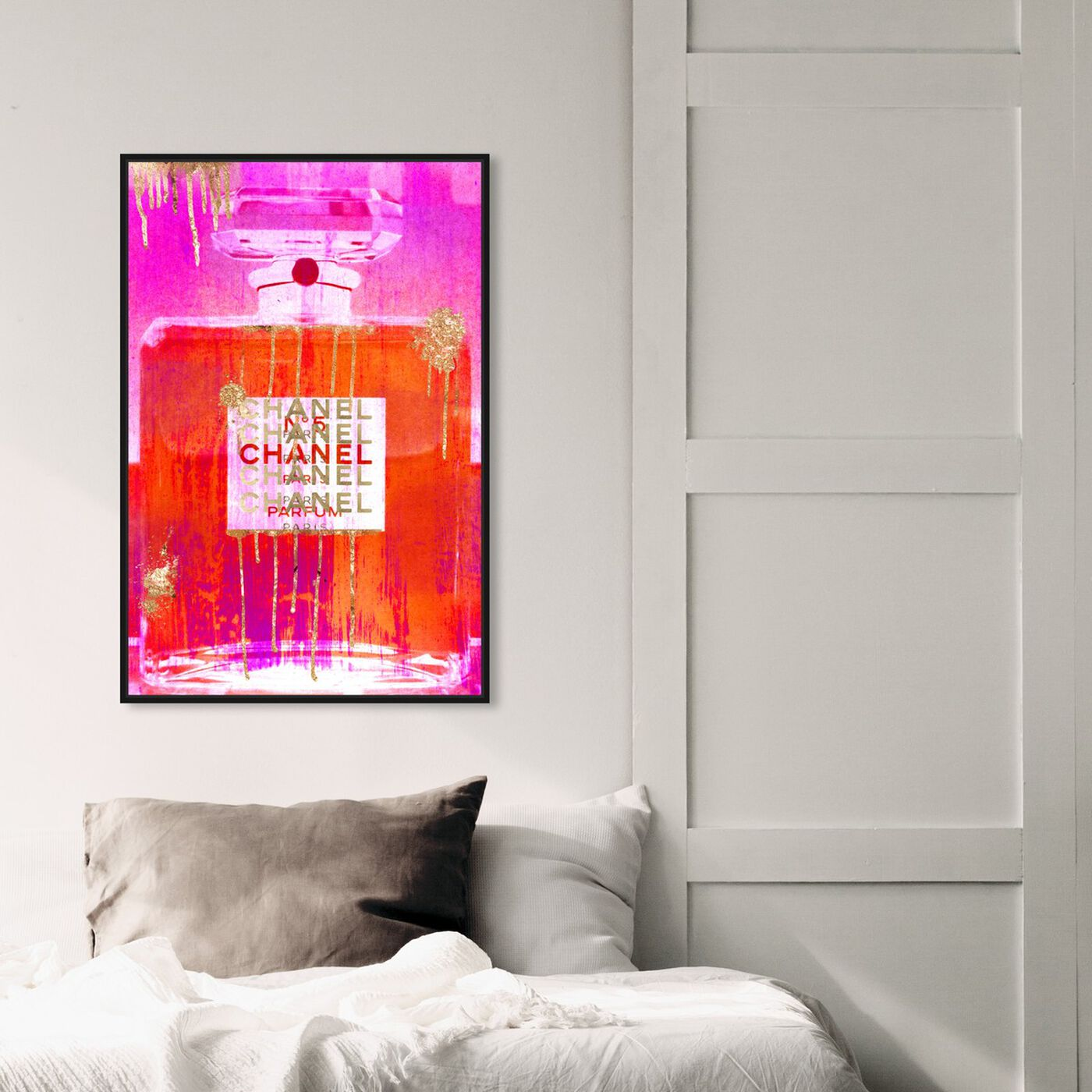 Hanging view of Enchanting Scent featuring fashion and glam and perfumes art.