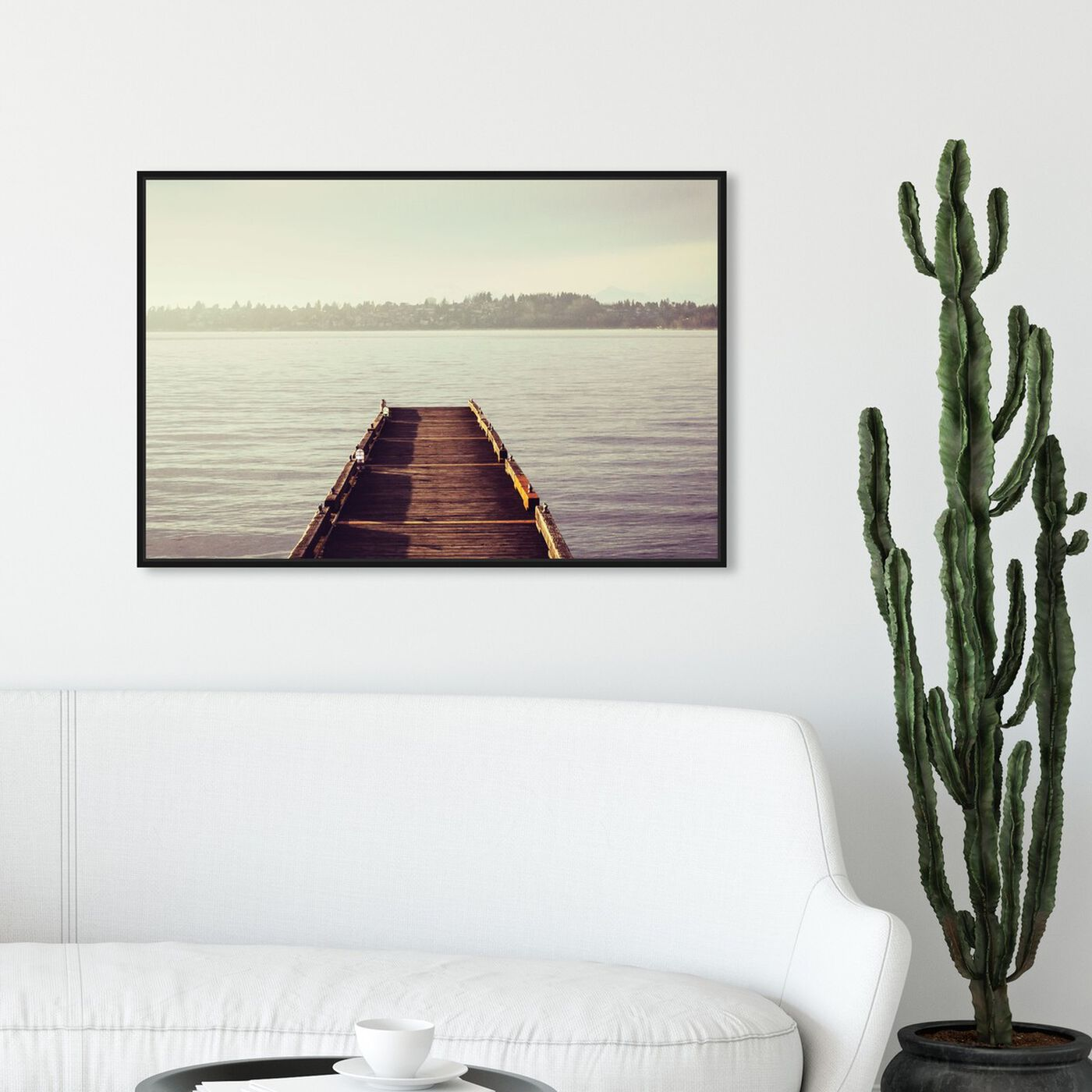 Hanging view of Beautiful Cartography featuring nautical and coastal and coastal landscapes art.