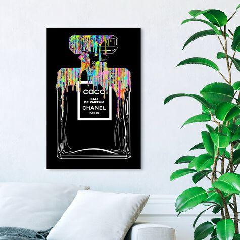 Neon Chrome Perfume