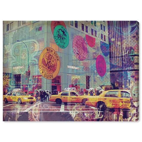 NYC Fashion Taxi