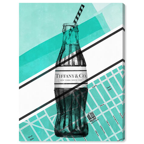 NYC Soda Bottle