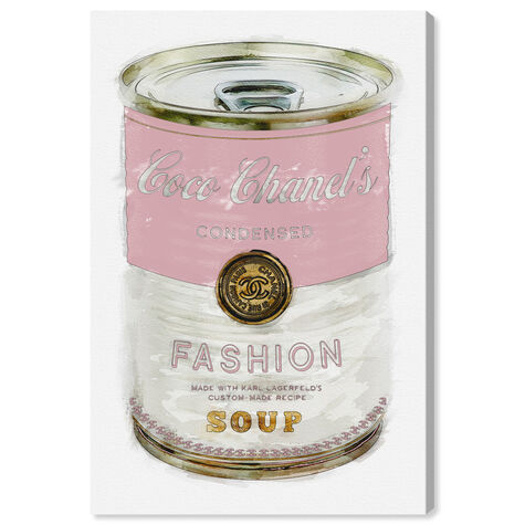 Fashion Soup Pink
