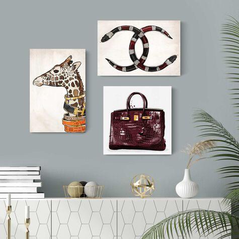 Exotic Fashion - Set of 3