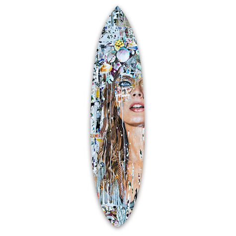 Katy Hirschfeld - BetterDays Surfboard