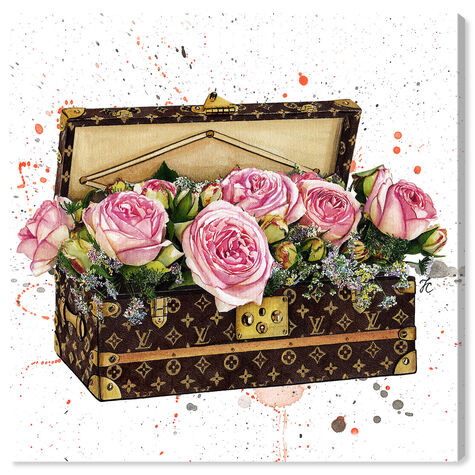 Doll Memories - Trunk Full of Flowers