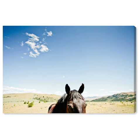 Chase Horse by Cassandra Eldridge I