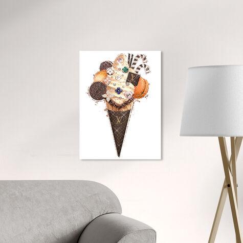 Vanilla Cocoa Gelato