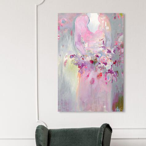 Marry Me by Michaela Nessim Canvas Art