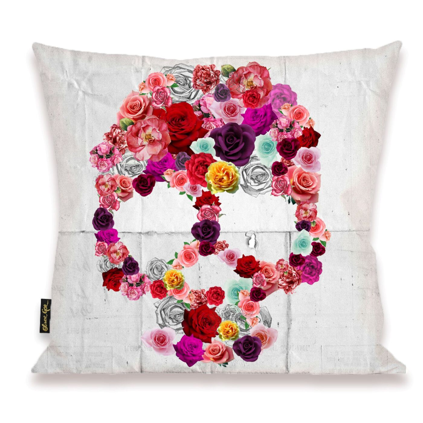 Bed of Roses Pillow