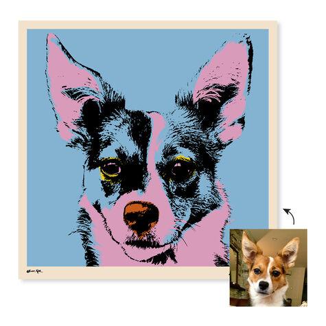 Pet Warhol
