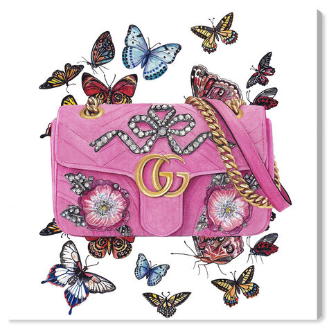 Doll Memories - Butterfly Bag