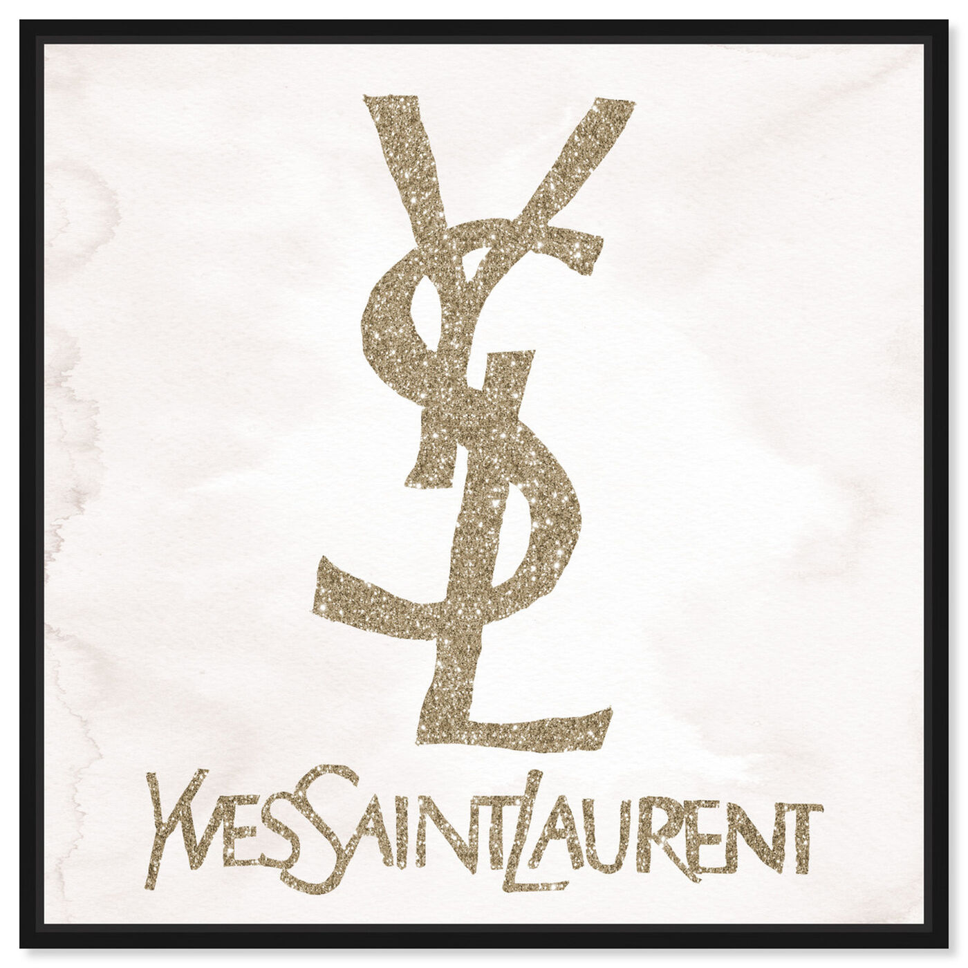Front view of Monsieur Yves featuring fashion and glam and lifestyle art.
