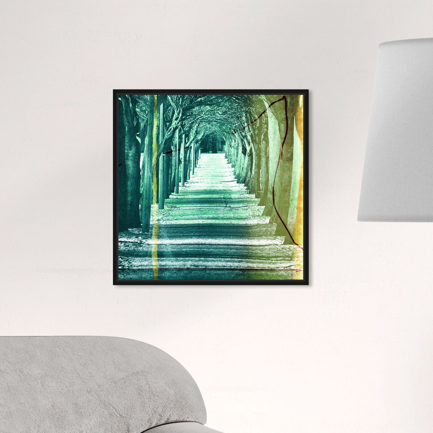 Hanging view of Secret Path featuring nature and landscape and forest landscapes art.