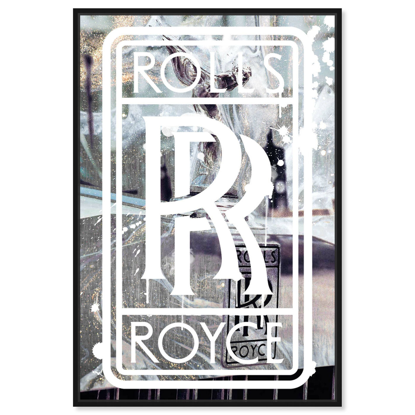 Front view of Roll Up Like featuring fashion and glam and lifestyle art.