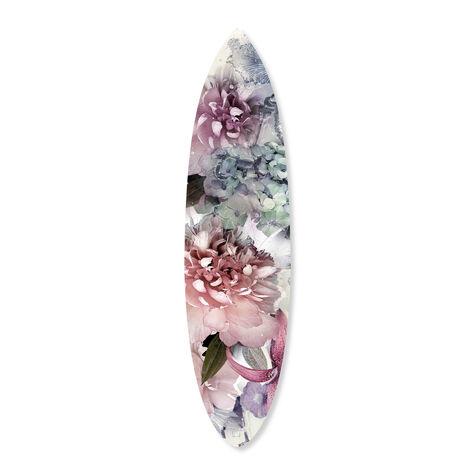 Dutch Refresh Florals Light Surfboard Flat