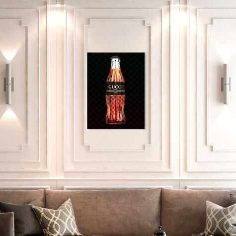 Italian Soda Bottle