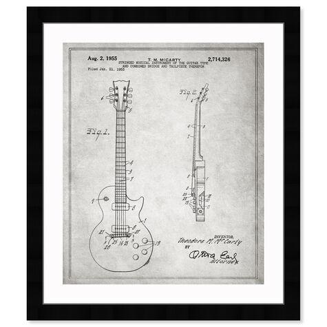 Gibson Les Paul Guitar, 1955 - Gray