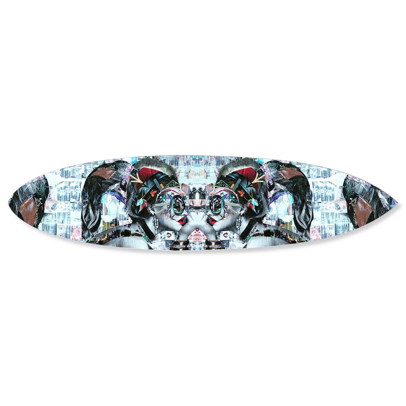 Katy Hirchsfeld - Aphrodite Surfboard