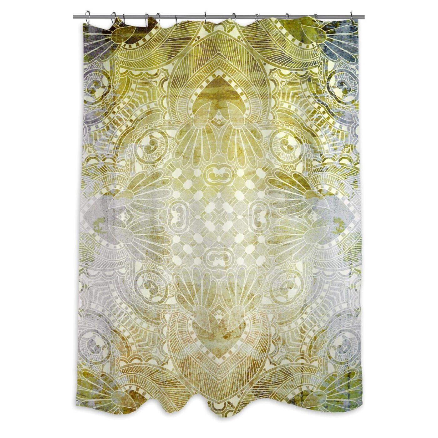 Aisling Shower Curtain