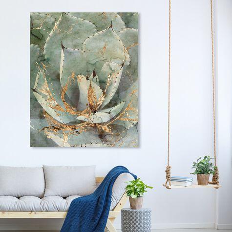 Golden Succulent