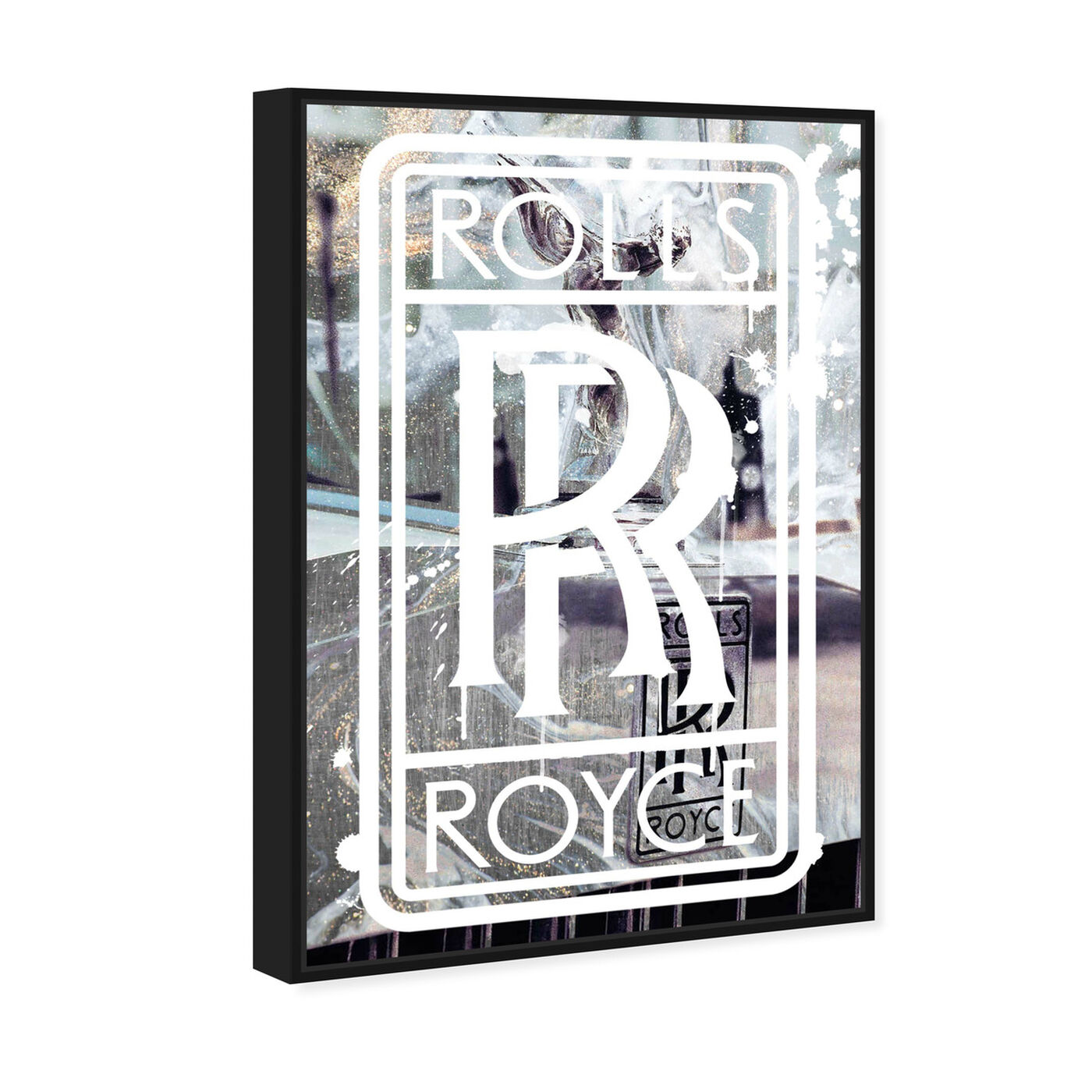 Angled view of Roll Up Like featuring fashion and glam and lifestyle art.