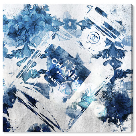 Blue Flower Scent