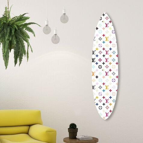 Fashion Color Surfboard Flat