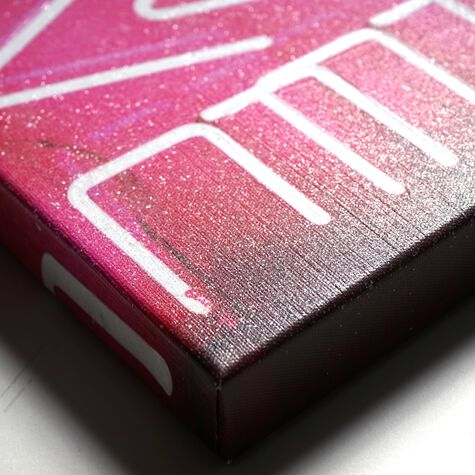 Love Neon Lights - Diamond Dust Glitter