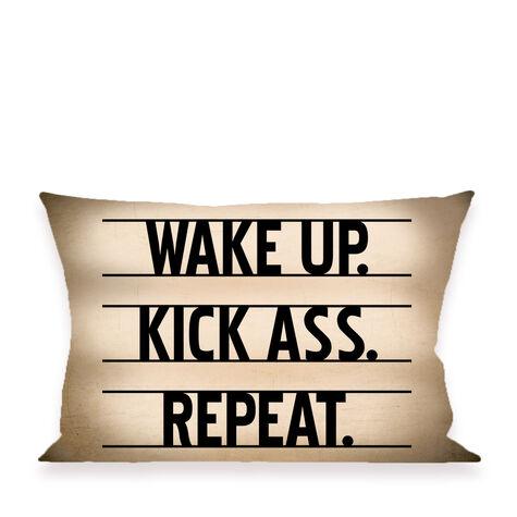 Kick Ass! Pillow