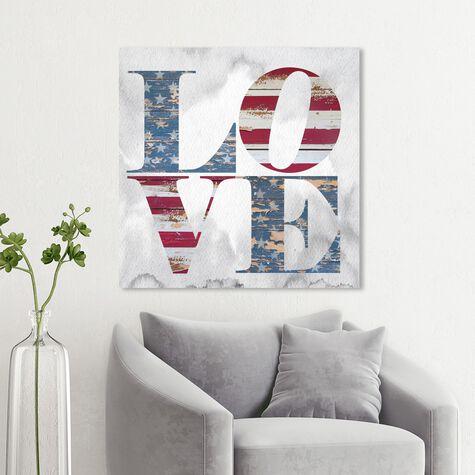 Build on Love Freedom