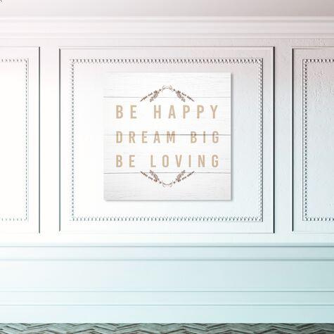 Be Happy Be Loving