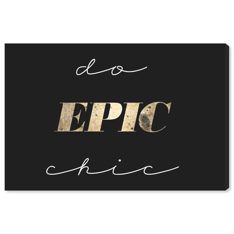Do Epic Chic