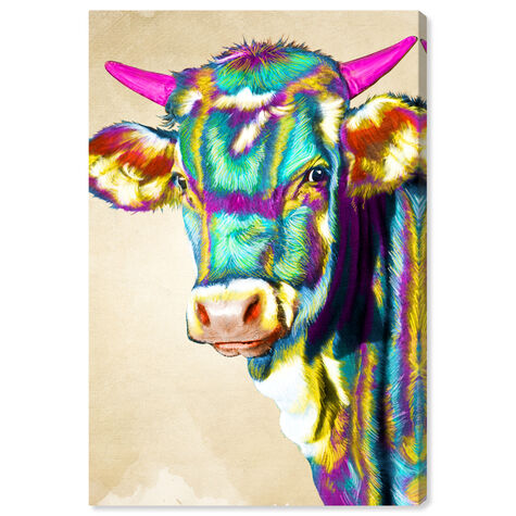 Color Glam Cow