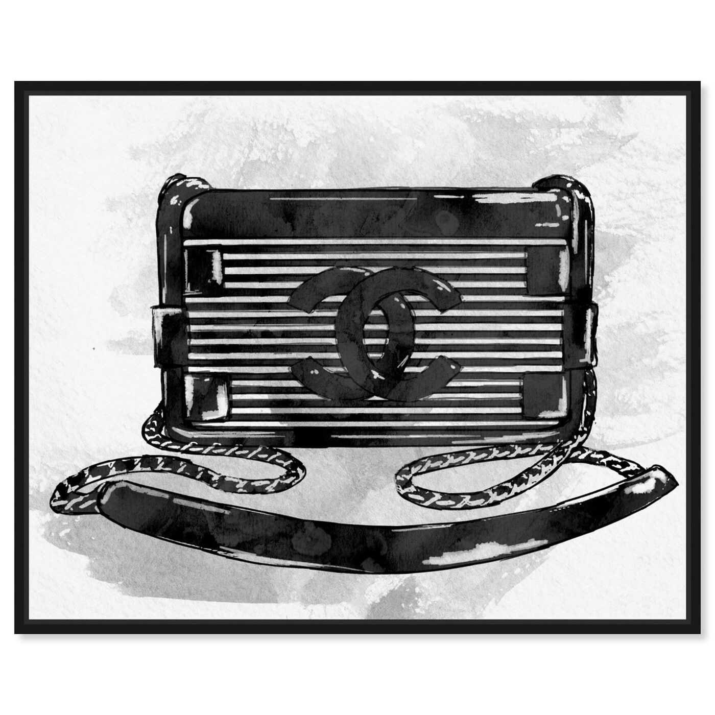 Front view of Gotta Have You featuring fashion and glam and handbags art.