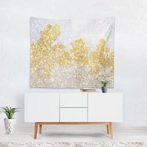 Magical Clover Tapestry Art