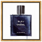 Front view of Men Perfume Monsieur Bleu featuring fashion and glam and perfumes art. image number null