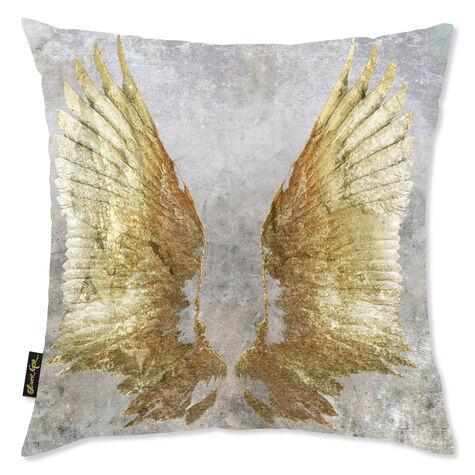 My Golden Wings Pillow