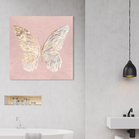 Golden Butterfly Glimmer Blush