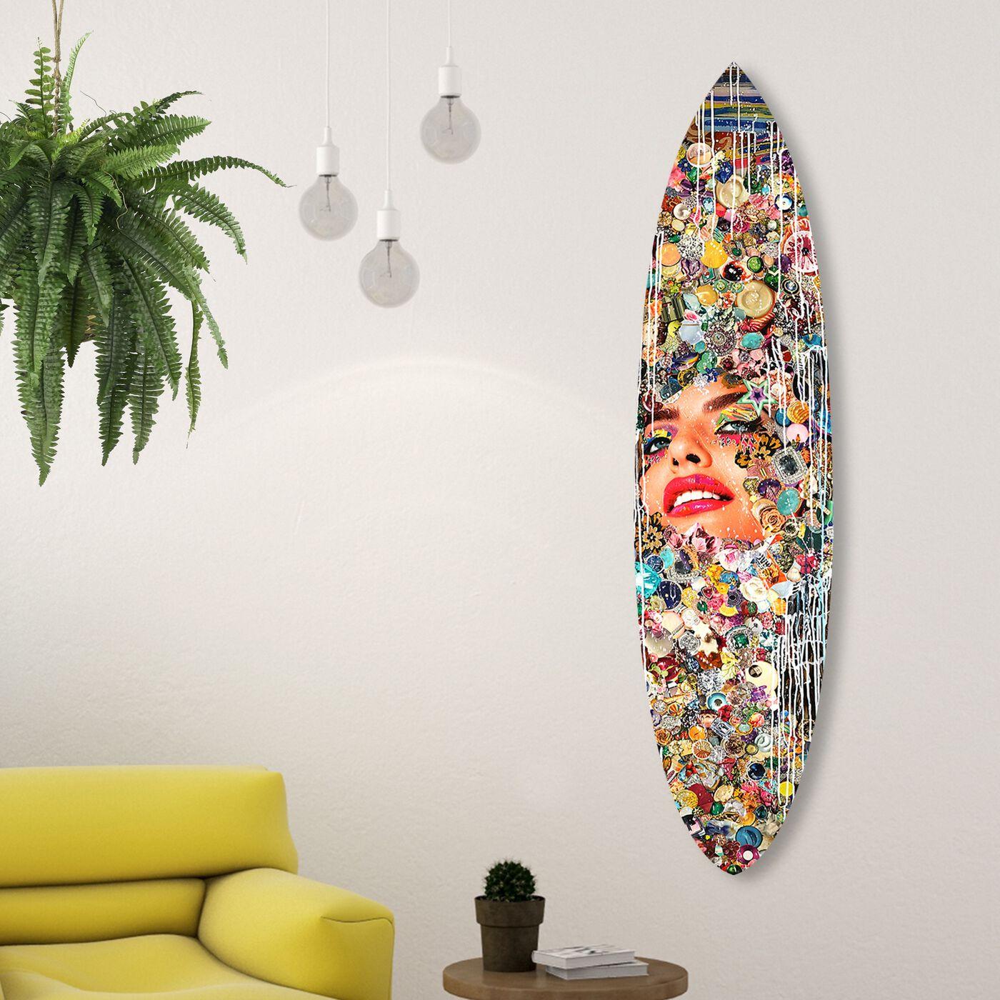 Katy Hirchfeld - Motion Surfboard Flat