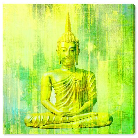 Buddha Neon Lime
