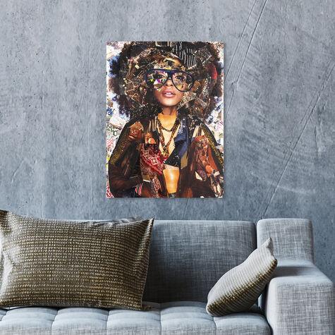 Katy Hirschfeld - Glam Fro