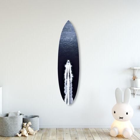 Yacht Crusing Surfboard Flat