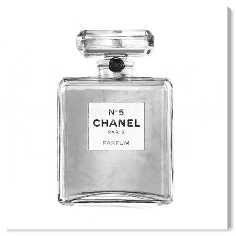 Silver Classic Perfume