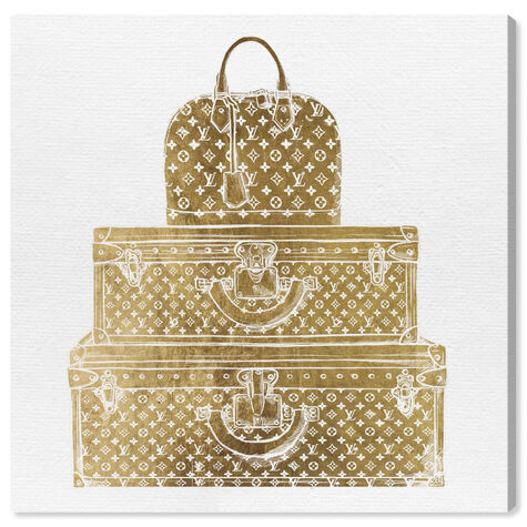 Royal Bag and Luggage Gold