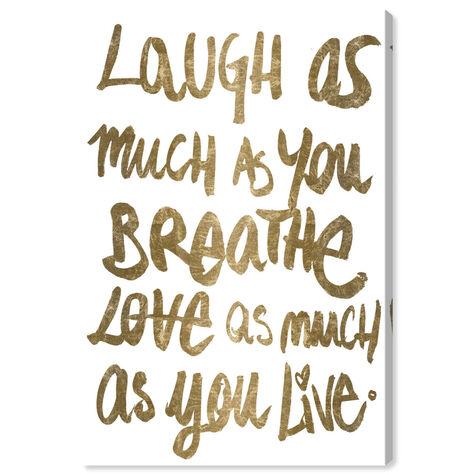 Laugh Gold