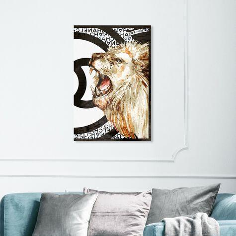 Lion Effect Symbol II