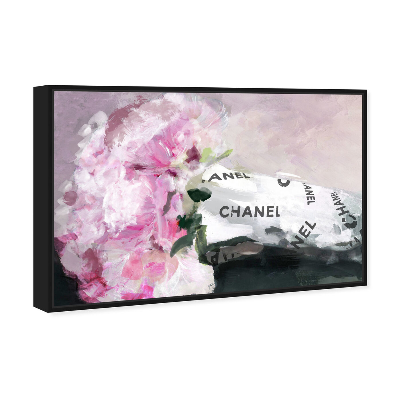Angled view of Peonies of Mine featuring fashion and glam and lifestyle art.