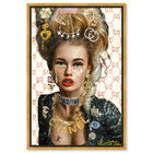 Front view of I Dont Do Fashion I Am Fashion featuring fashion and glam and portraits art. image number null