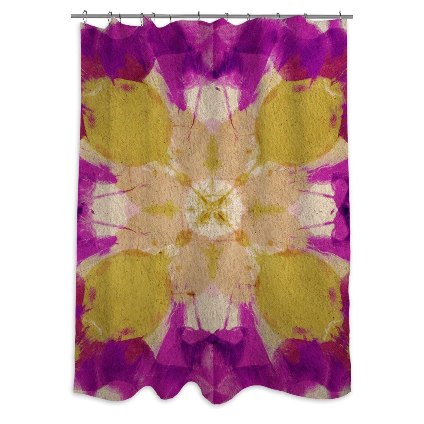 Amantis Shower Curtain